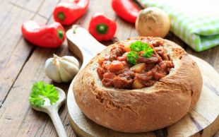 Daha Ne Olsun: Ekmek Çanağında Sote