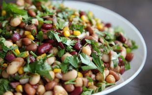 Hattrick Oldu: Üç Fasulye Salatası