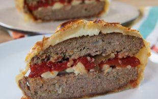 Hamburger Odayı Terk Etti: Duble Köfteli Milföy