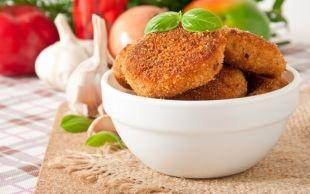 Kalori Derdi Olmasın Diye: Fırında Falafel