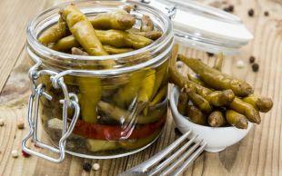 Yemeklerin En Güzel Yandaşı: Biber Turşusu