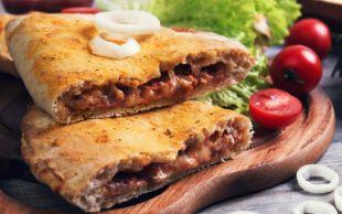İtalyan Pidesi: Calzone