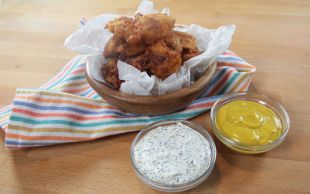 Bandıra Bandıra: Çıtır Tavuk Parçaları
