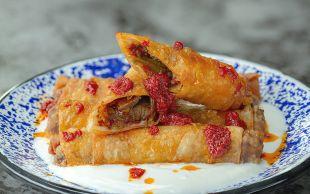 Soslu Ve Yoğurtlu: Çardak Kebabı