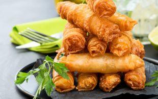 Çıtır Çıtır: Patatesli Sigara Böreği