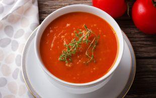 O Lezzetli Aroması: Sütlü Domates Çorbası