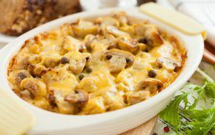 Fırın Bonuslu: Mantarlı Patates Yemeği