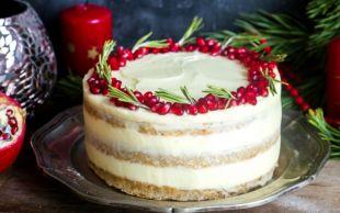 Bereketli Bir Yıl İçin: Yılbaşı Pastası