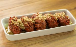 Kızarmış Ekmek Mest: Muhammara