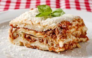 Tek Çeşit Yetmez: Üç Peynirli Lazanya