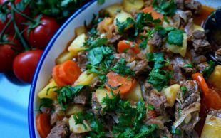 Rengarenk Ziyafet: Bahçıvan Kebabı