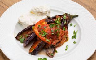 Ateşini Yolla Bana: Yelpaze Patlıcan