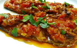 Mis Gibi: Zeytinyağlı Patlıcan