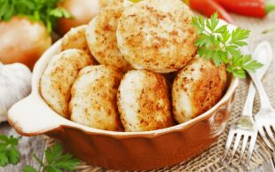 Çok Seveceksiniz: Fırında Tavuk Köftesi