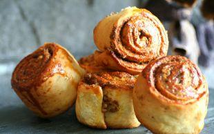 Yemeye Doyamazsın: Haşhaşlı Cevizli Çörek