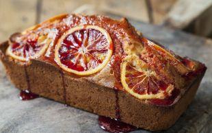 Sanat Eseri Gibi: Kan Portakallı Kek
