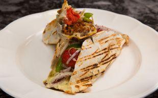 Bir Isırık Yetmez: Köfteli Taco