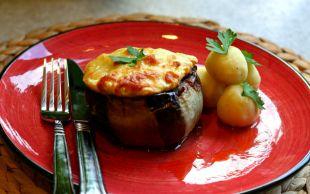 O Nasıl Güzellik: Bostan Patlıcan Kebabı