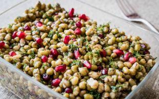 Hafif Hafif: Maş Fasulyesi Salatası