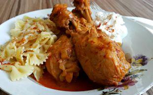 Macar Güzeli: Paprikalı Tavuk