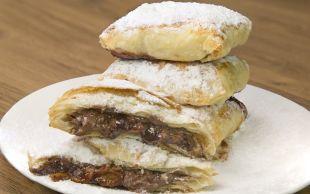 Çok Tatlısın Çok: Çikolatalı Bohça Böreği