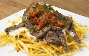 Bodrum'da Gibi Oku: Çökertme Kebabı