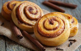 Mis Kokar: Tarçınlı Rulo Çörek