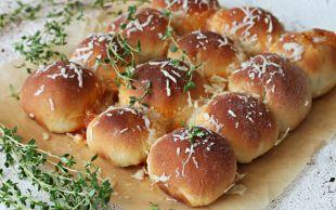 Yumuşacık, Mis Kokulu: Taze Kekikli Peynirli Çörek