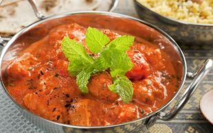 Hint Mutfağının En Sevileni: Tikka Masala Soslu Tavuk