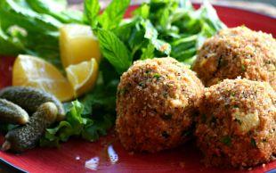 Urfa'dan Misafir: Yumurtalı Köfte
