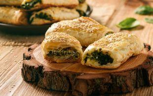 Bir Tepsi Yetmez: Ispanaklı Rulo Börek