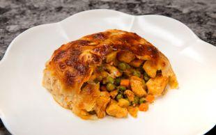 Sofranın Hükümdarı: Tavuklu Sultan Kebabı
