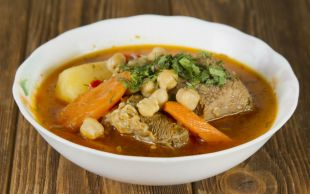 Besin Deposu: Özbek Çorbası