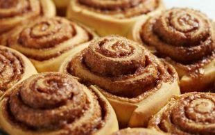 Mis Gibi Tarçın Kokuyor: Kek Kalıbında Çörek