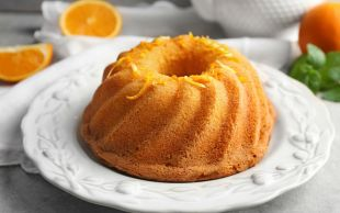 Kokusu Yeter: Portakallı Yumuşacık Kek