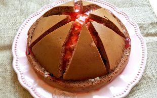 Sadece 15 Dakikada: Pratik Yanardağ Pasta