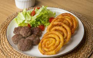 Dönerse Senindir: Spiral Patates