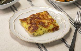 Günün Yeni Gözdesi: Fırında Patates Mücveri