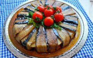 Adeta Bir Görsel Şölen: Patlıcan Kapama