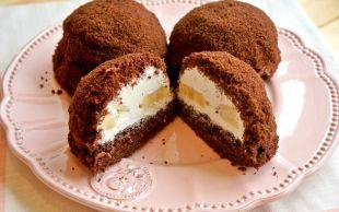 Yemesi Pek Keyifli: Mini Köstebek Pasta