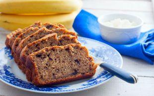 Yumuşacık, Çok Lezzetli: Şekersiz Muzlu Kek