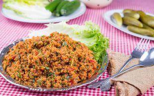 Şu Zamana Kadar Yediklerinizden Farklı: Tam Ölçülü Kısır