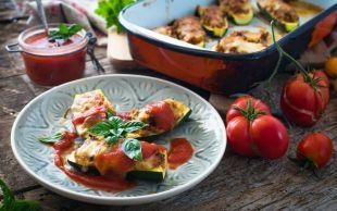 Patlıcana Rakip: Kabak Karnıyarık