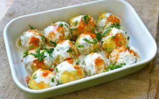 Tam Bir Bahar Yemeği: Patatesli Havuçlu Yoğurtlama