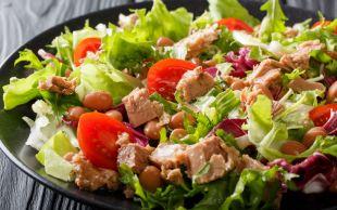 Salataların En Doyurucusu: Ton Balıklı Salata