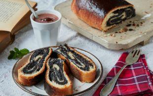 Çay Saati Güzelleşsin: Yumuşacık Haşhaşlı Çörek