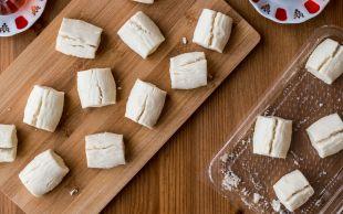 Pastane Tadında: Ağızda Dağılan Un Kurabiyesi