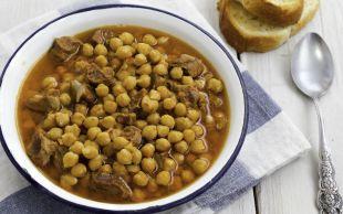 Sulu Yemeklerin En Lezzetlisi: Etli Nohut Yemeği