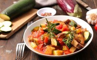 Fırında Pişen Hafiflik: Sebzeli Güveç