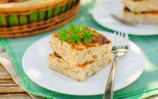 Yufkasız, Hamursuz: Fırında Kabak Böreği
